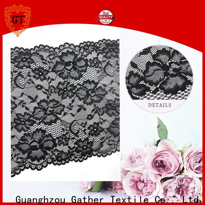 GT Wholesale fabric lace trim manufacturers bulk production