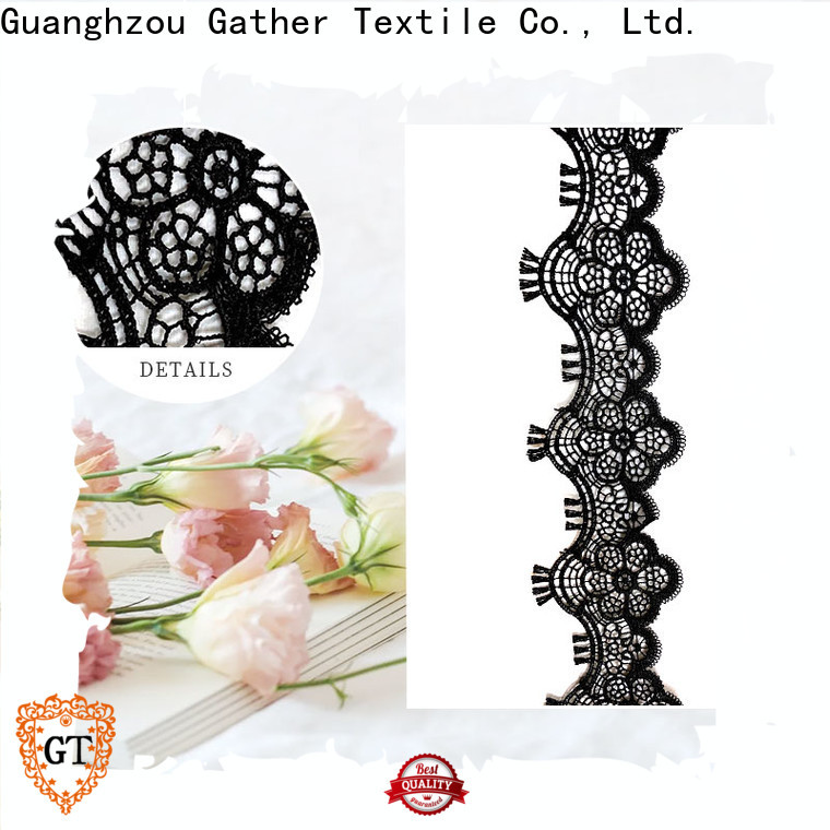 GT Best eyelet lace manufacturers for promotion