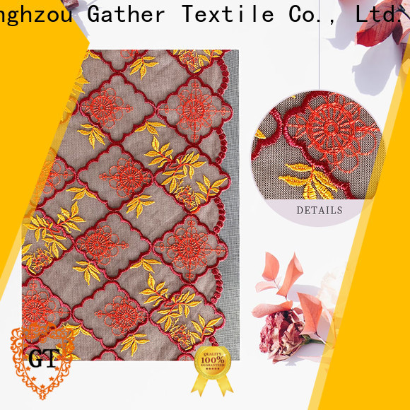 GT embroidery lace buy online manufacturers bulk buy