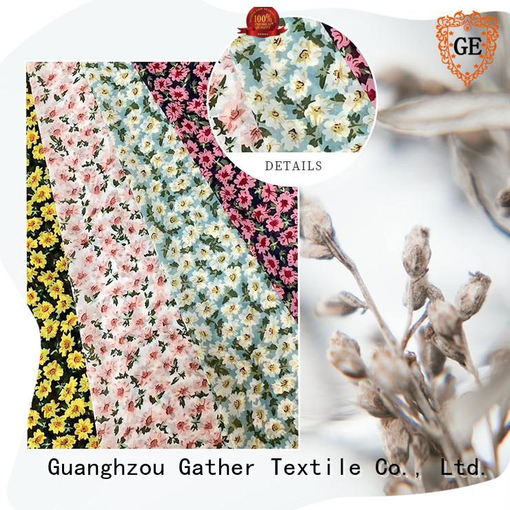 GT Custom custom printed canvas fabric Suppliers bulk buy