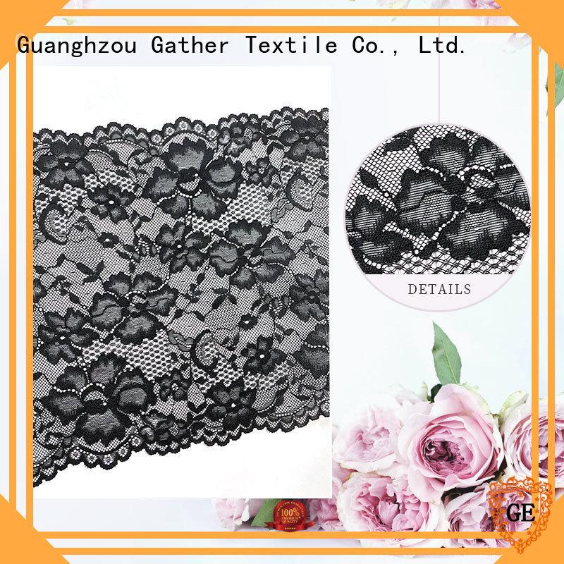 GT Custom flower lace trim factory bulk production